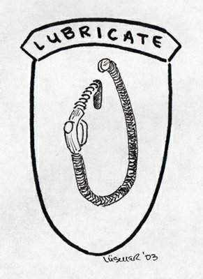 Lubrication Unit Patch