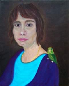 Dona portrait
