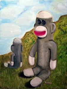Sock Monkey Island