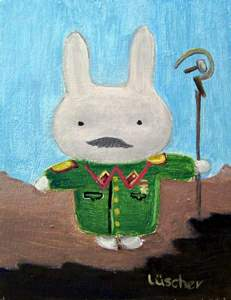 Stalin + Miffy = Stiffy ?