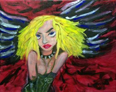 copy of Courtney Love