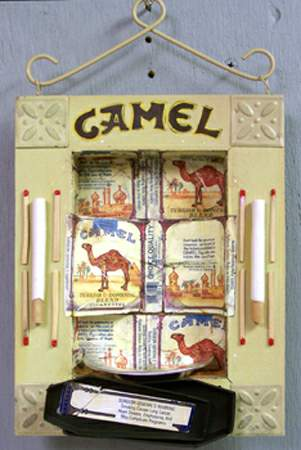 Camel Shrine -- UPDATED 2007.01.02