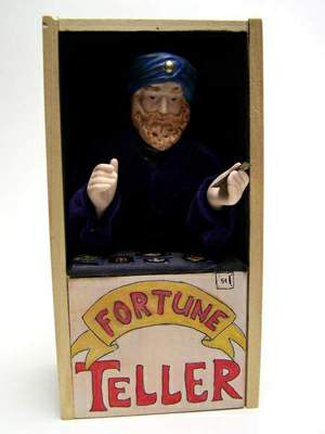 the Magician / Fortune Teller