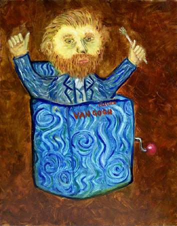 Van Gogh-In-The-Box