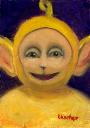 Laa-Laa Portrait