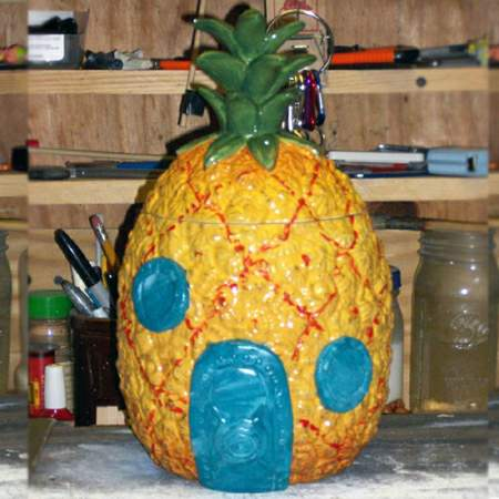 SpongeBob SquarePants Cookie Jar