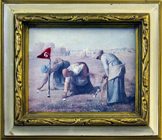 The Golfers, based on The Gleaners