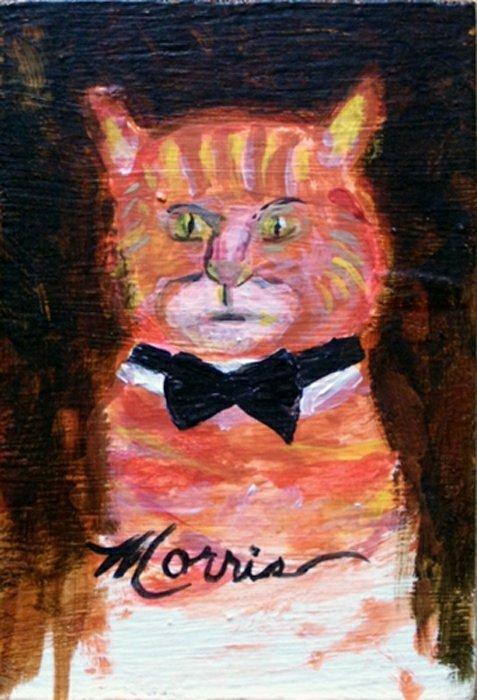 miniature Morris